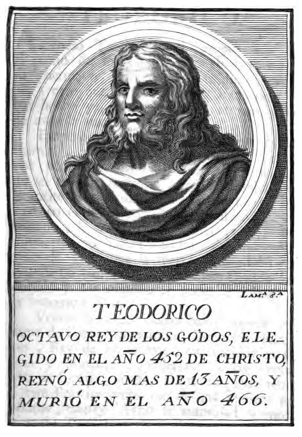 Teodorico II (453-466)