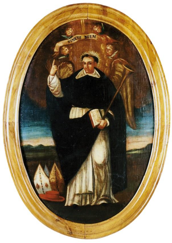 San Vicente Ferrer- Ayuntamiento de Calatayud - Archivo fotográfico del Gobierno de Aragón- Natalia de la Serna.