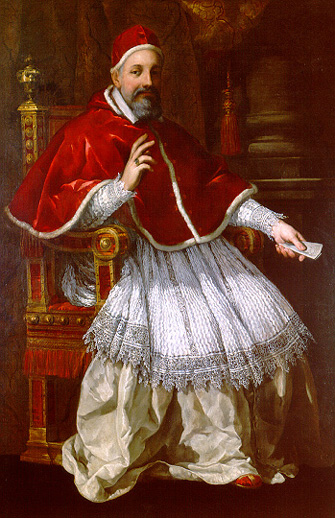 El papa Urbano VIII