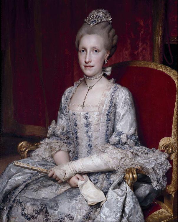 María Luisa de Borbón