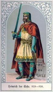 Enrique I el Pajarero